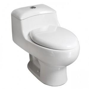 tapa y asiento del inodoro