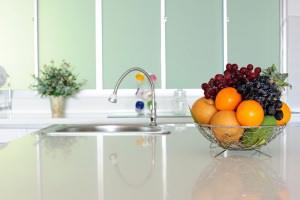 reemplazar o cambiar el grifo de cocina