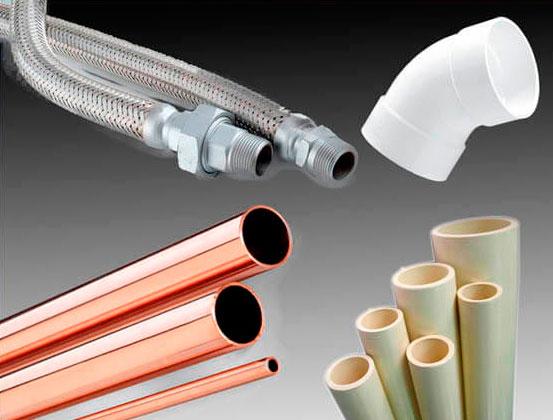 Cuidar tuberías de agua en casa