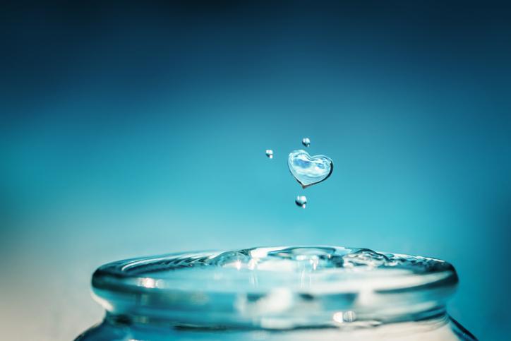 el tanque de agua